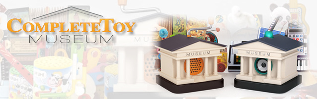 Complete Toy Museumバナー