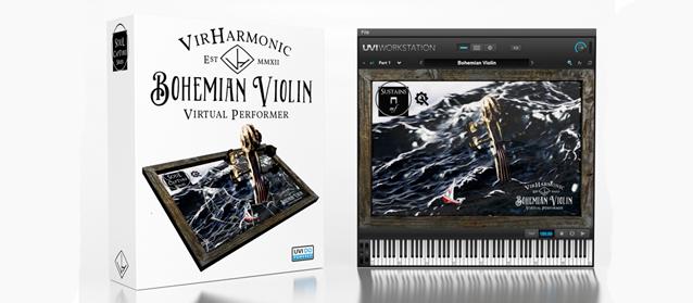 Virharmonic/Bohemian Violin