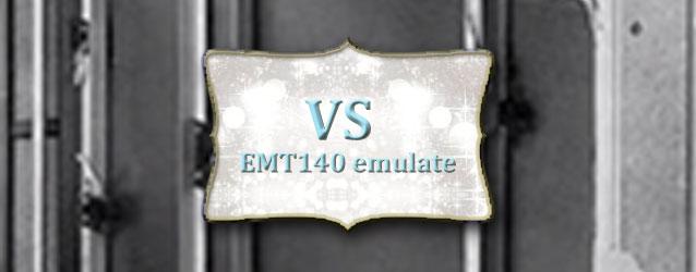 話題の製品を実際に使ってみたらこうだった!EMT140エミュレートのPlate Reverb対決