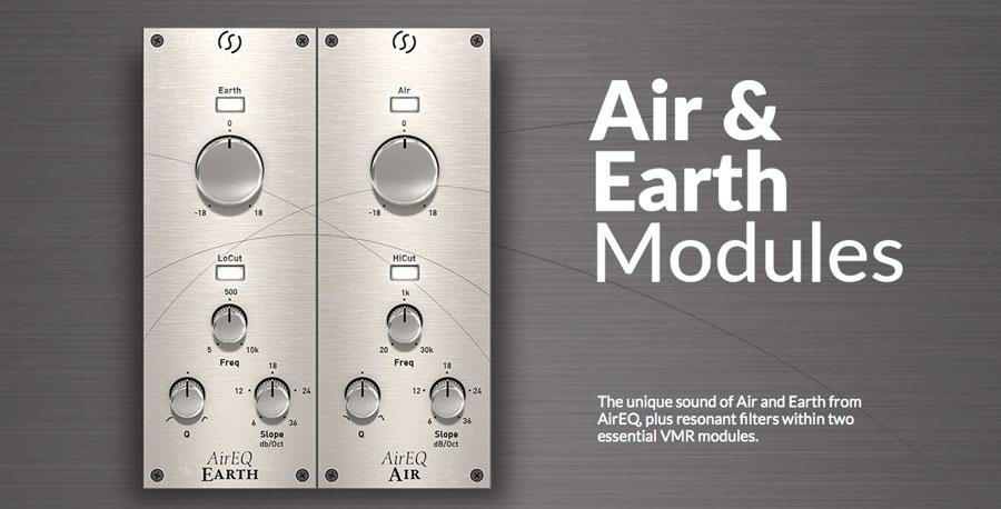 eiosis AIR and EARTH MODULE