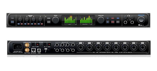 MOTU 8PRE ES Audio Interface