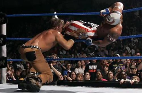 WWEの噂・裏技・裏話_レイ・ミステリオ「619」