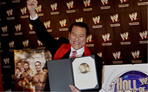 WWEの噂・裏技・裏話_アントニオ猪木WWE殿堂入り