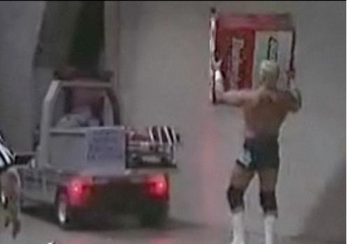 WWEの噂・裏技・裏話_ハードコア・マッチ