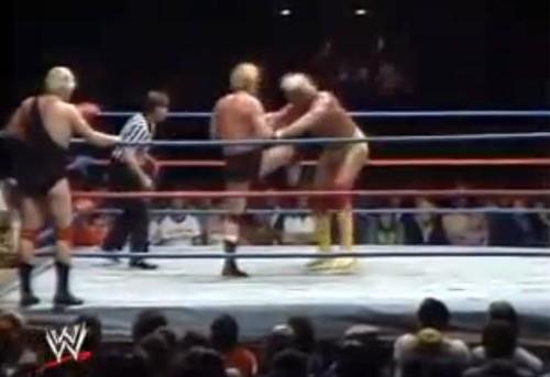 WWEの噂・裏技・裏話_ハンディキャップ・マッチ