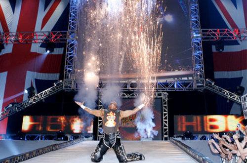 WWEの噂・裏技・裏話_ショーン・マイケルズ