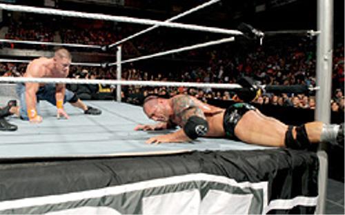 WWEの噂・裏技・裏話_ラストマン・スタンディング・マッチ