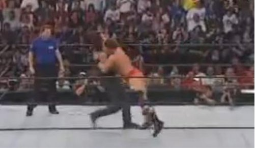 WWEの噂・裏技・裏話_クローズライン