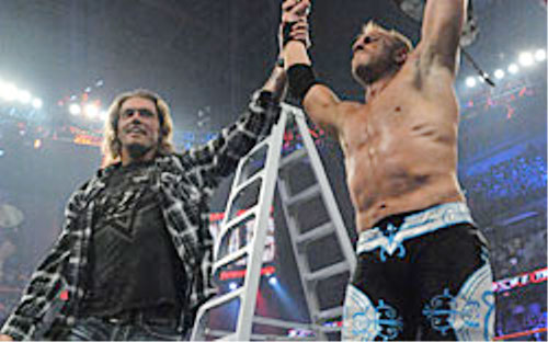 WWEの噂・裏技・裏話_クリスチャンとエッジ