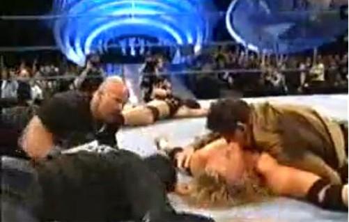 WWEの噂・裏技・裏話_ビンス・マクマホン対トリプルH