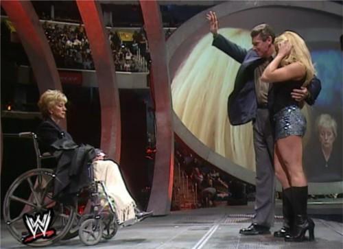 WWEの噂・裏技・裏話_ビンス・マクマホンとリンダ