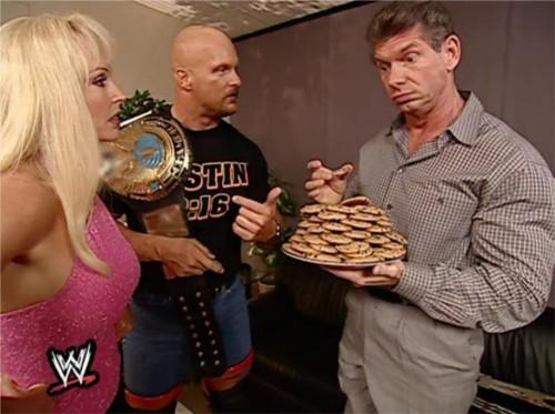 WWEの噂・裏技・裏話_デブラのクッキー