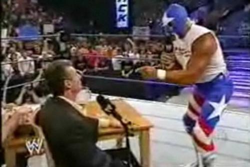 WWEの噂・裏技・裏話_ミスターアメリカ対ビンス・マクマホン