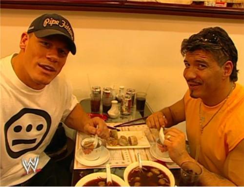 WWEの噂・裏技・裏話_ジョン・シナとエディ・ゲレロ
