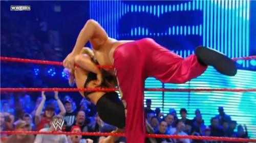 WWEの噂・裏技・裏話_ベス・フェニックス対ザ・グレート・カリ