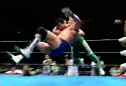 WWEの噂・裏技・裏話_ジョニー・エースのエースクラッシャー