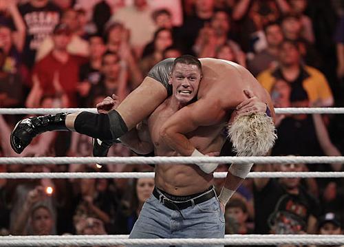 WWEの噂・裏技・裏話_ジョン・シナ