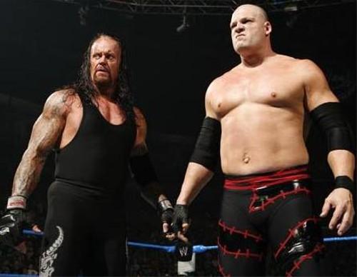 WWEの噂・裏技・裏話_アンダーテイカーとケイン