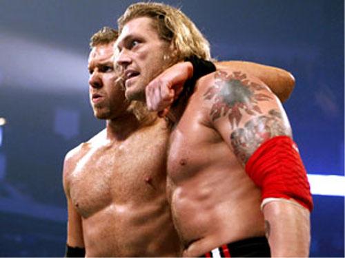 WWEの噂・裏技・裏話_エッジとクリスチャン
