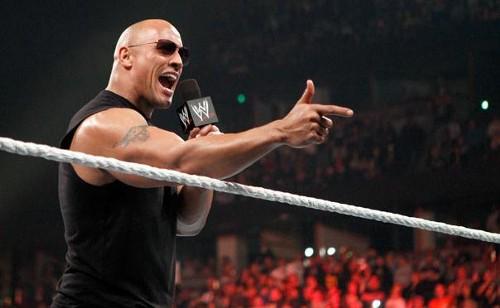 WWEの噂・裏技・裏話_ザ・ロック