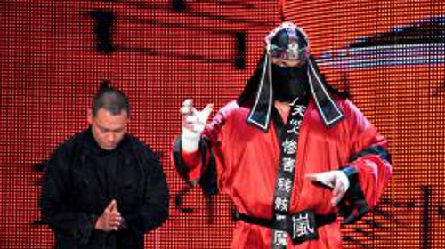 WWEの噂・裏技・裏話_ロード・テンサイ