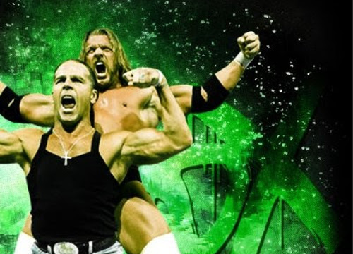 WWEの噂・裏技・裏話_RAWの1000回記念に登場するDX