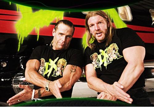 WWEの噂・裏技・裏話_DXの決めポーズが社会問題になったことがある