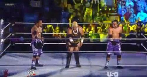 WWEの噂・裏技・裏話_リキシとウーソズの親子共演が実現