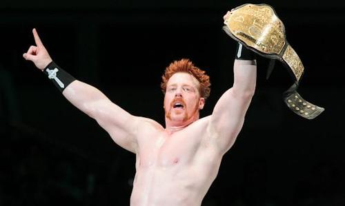 WWEの噂・裏技・裏話_スマックダウン日本公演で世界ヘビー級王座戦を制したシェイマス