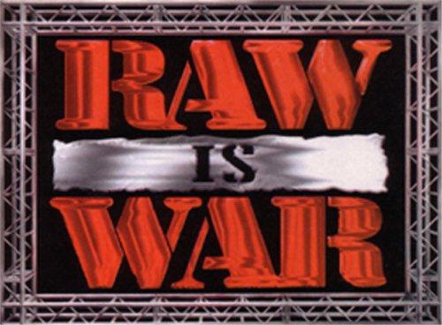 WWEの噂・裏技・裏話_RAWはかつてRAW IS WARという番組タイトルだった