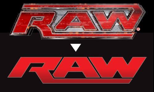 WWEの噂・裏技・裏話_RAWのロゴが変わった