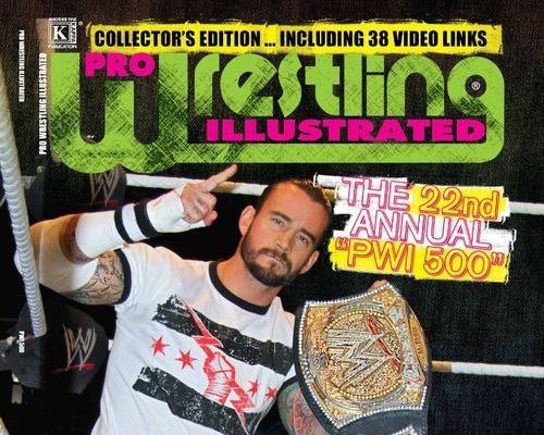WWEの噂・裏技・裏話_CMパンクが世界最高のレスラーに輝いた