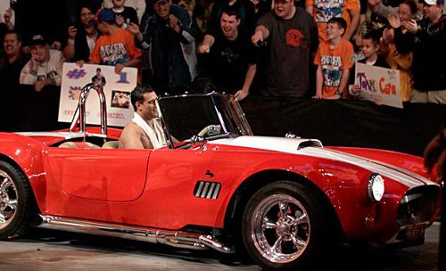 WWEの噂・裏技・裏話_アルベルト・デル・リオはシドニーオリンピックの代表に選ばれていた