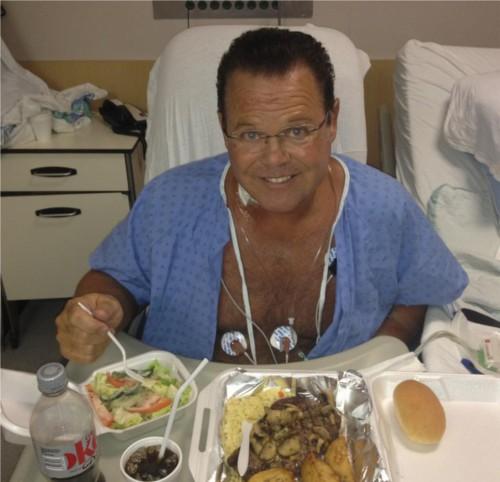 WWEの噂・裏技・裏話_治療中のジェリー・ローラー