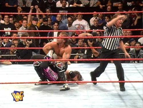 WWEの噂・裏技・裏話_モントリオール事件