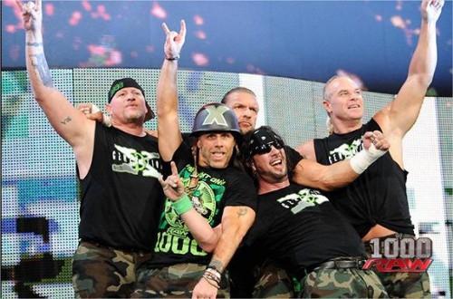 WWEの噂・裏技・裏話_RAW1,000回目の放送