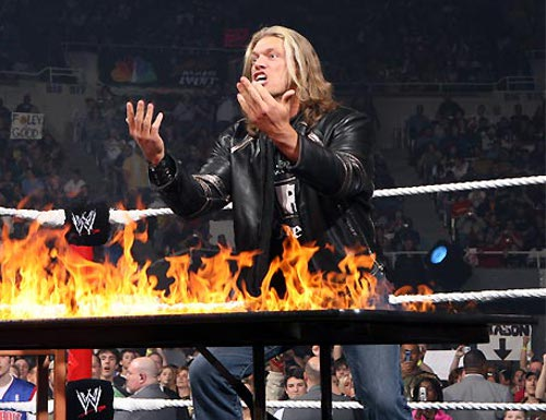WWEの噂・裏技・裏話_エッジが本名で活動している理由