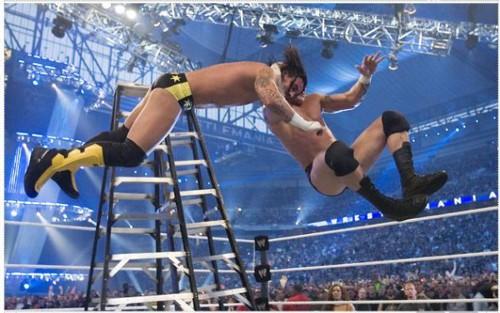 WWEの噂・裏技・裏話_スーパースターは年末年始だけまとまった休みが取れる