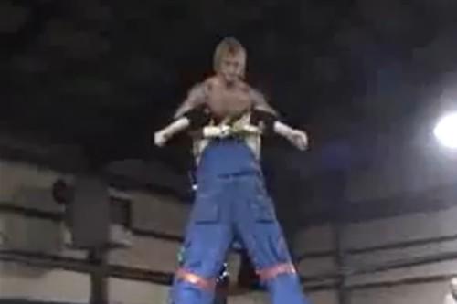 WWEの噂・裏技・裏話_CMパンクは昔ペディグリーを使っていた