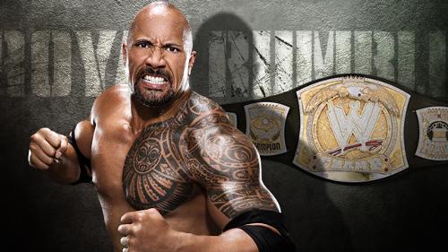 WWEの噂・裏技・裏話_2013年ロックがWWE王座に輝くかもしれない