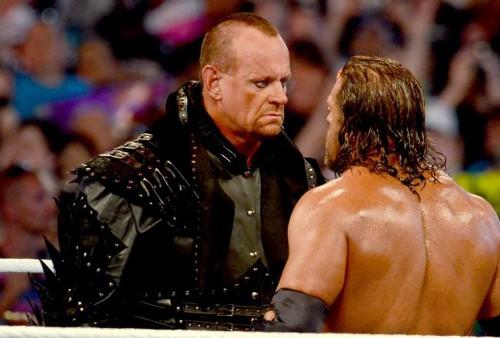 WWEの噂・裏技・裏話_アンダーテイカーがハウスショーで電撃復帰