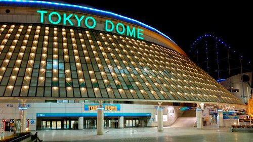 WWEの噂・裏技・裏話_レッスルマニアを開催すべき10の会場に選ばれた東京ドーム