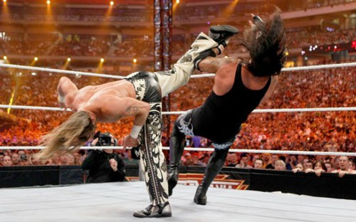 WWEの噂・裏技・裏話_年間最高試合に11度選ばれたショーン・マイケルズ