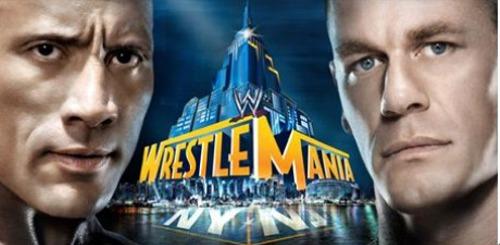 WWEの噂・裏技・裏話_レッスルマニアが六本木ヒルズの大スクリーンで楽しめる