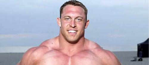WWEの噂・裏技・裏話_爽やかな笑顔を見せるライバック