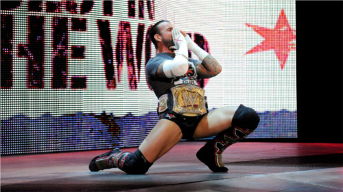 WWEの噂・裏技・裏話_CMパンクの入場時セリフはファンタスティック・フォーが元となっている