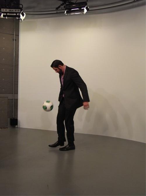 WWEの噂・裏技・裏話_ウェイド・バレットはサッカーが得意