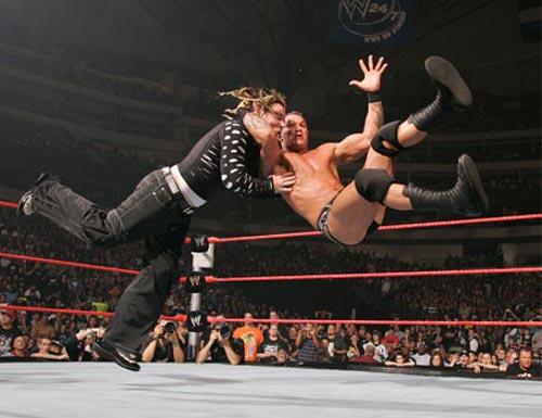 WWEの噂・裏技・裏話_ランディ・オートンはRKOの使用許可をもらっていた