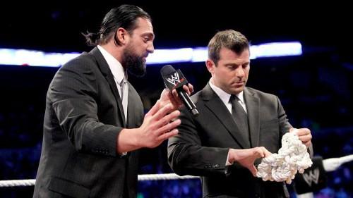WWEの噂・裏技・裏話_マット・ストライカーが退団