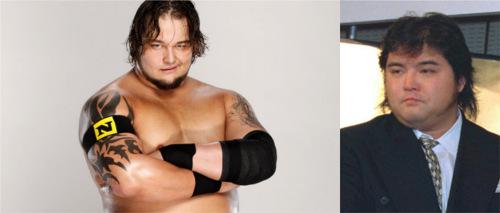 WWEの噂・裏技・裏話_ブレイ・ワイアットと橋本真也が似ている